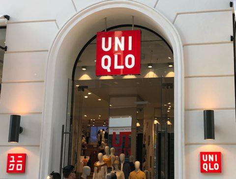 UNIQLO = unique clothing, ein wahres Versprechen!